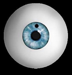 Laser Iridotomy on iris